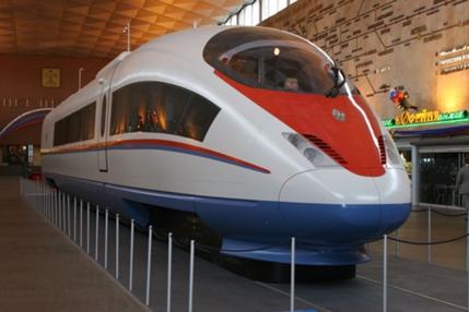 Скоростной поезд ЭР-200